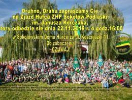 Zaproszenie naZjazd Hufca